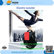 High Quality Electric Balance two Wheel Scooter Self Balancing Electric Unicycle With Training Wheel
