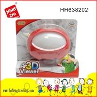 Plastic Film / Slide / 3D Sterescopic Toy Viewer