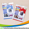 2014 new products high quality chinese wholesale transparent plastic suit cover