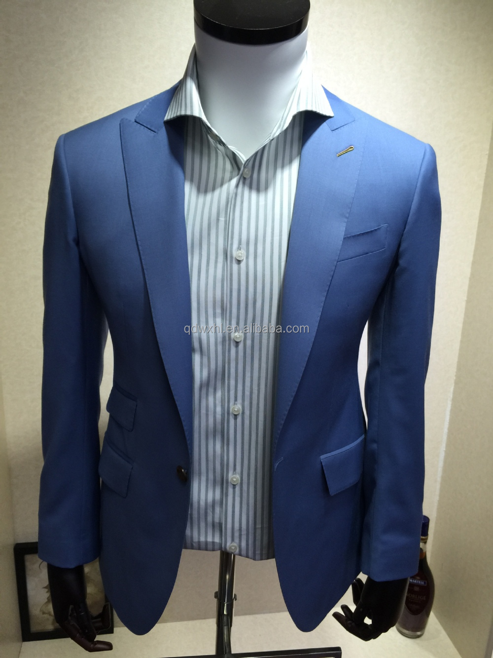 2015 Latest New Stylish Design Slim Fit Classic Mens Suits,Bespoke ...