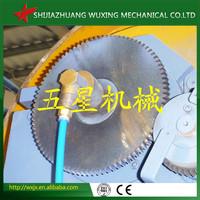 round metal fiber cement board production line 2014