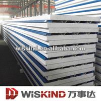 EPS sandwich panel for roof and wall