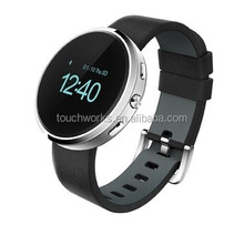 Wareable capacitive touch panel for amoled display watch