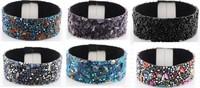 2015 hotfix rhinestone bracelet bangle diy jewelry sheet accessories with Korea fabric base