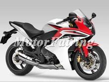 Carenado de la motocicleta para honda cbr 600f 2011-2012 carenado para cbr600f