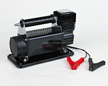 heavy duty car air compressor / double cylinder tire inflator