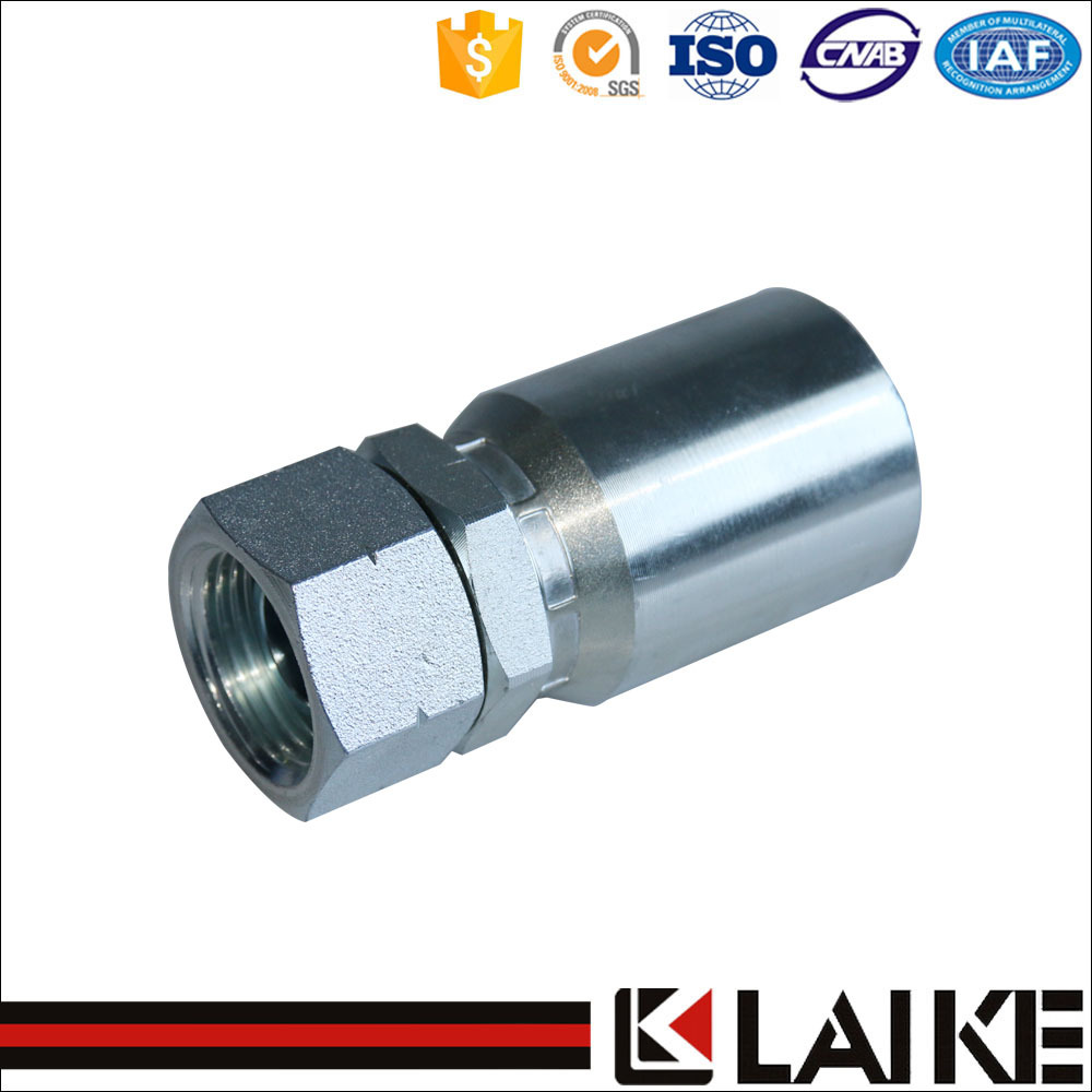 High quality pressure hydraulic swivel connector