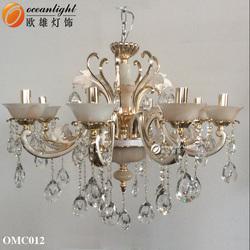 Led cristal lights led modern lamp led crystal lighting OMC012W