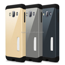 Wholesale Newly Hybrid Armor Case For Samsung Galaxy A3/A3000 PC+Tpu Dustproof back cover For Samsung A3 case