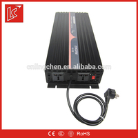 hot china products pure sine wave 2000W solar power inverter welding jasic with built in charger