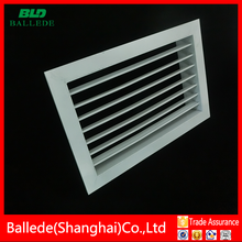 HAVC system Aluminum single directional Linear air ventilation vent
