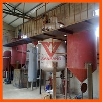5t/d Palm oil refining machines