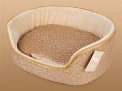 Soft Dog Bed dog crate pad