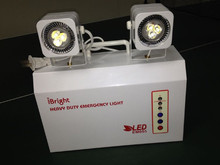 18hours standby 6w led emergency light with remote controller
