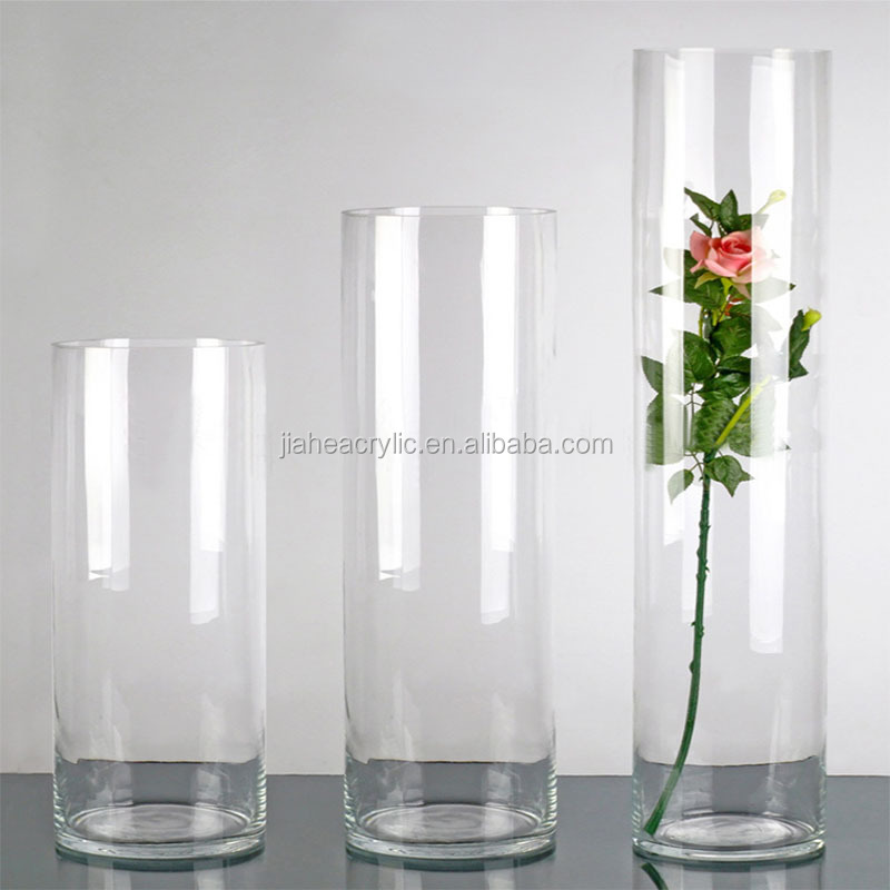 effacer grand acrylique plexiglas fleur vase vases en verre cristal id de produit 60098362782. Black Bedroom Furniture Sets. Home Design Ideas