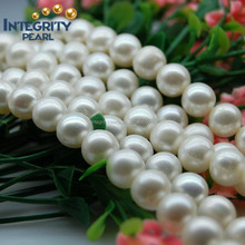 9-10mm off round wholesale fresh water pearl