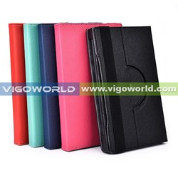 "Hight Quality Universal Tablet Case With 360 Degree Rotation in Sizes of 7""/8""/9""10"" Asked No MOQ for in Stock Tablet Case"