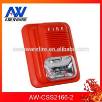 24V Piezo Alarm Strobe Fire Siren For Conventional Alarm System