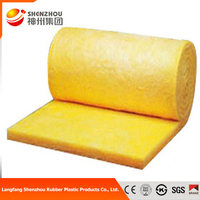 Air Conditioner Duct Cold Insulation Use Best Price Fiber Glass Wool