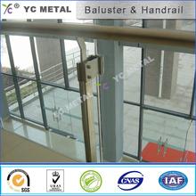 304 Stainless Steel Matte Baluster handrail -YC Metal
