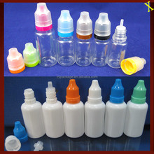 New goods!!! 10ml PET Dropper Sauce with Childproof cap. Trade assurance supplier