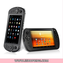 7inch Video Game Console Android Table PC Quad Core IPS 2GB 8GB Android 4.2 Support HDMI WIFI Bluetooth HDMI with Controller