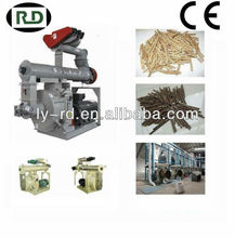 2015 Hot sale!CE certificate 4t/h ring die biomass pine wood pellet machine