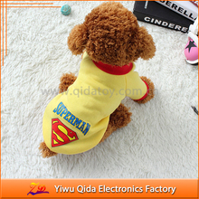 wholesale colorful soft cotton cheap dog clothes for teddy dog