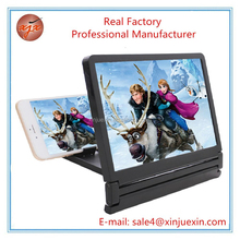 2015 Hot Selling Products 3 Times Mobile Phone Plastic Screen amplifier 3D Cell Phone Screen Magnifier Phone