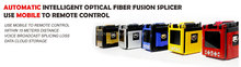 High quality & factory price fiber optic fusion splicer