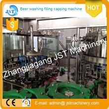 2000 BPH garrafa de vidro automática cerveja máquina de engarrafamento