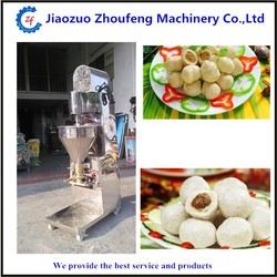 Stainless steel Shrimp/Beef/Fish meat ball forming machine