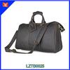 Vintage western style middle size men genuine leather business bag for travelling handbag with adjustable strap