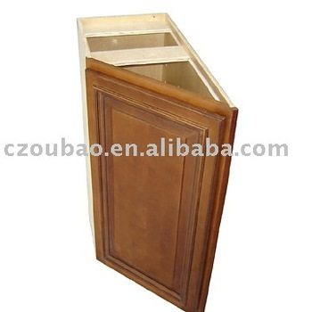 Base end angle cabinet buy base cabinet angled kitchen for Angled kitchen cabinets