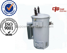 wenzhou yueqing Single phase 10kV Oil type Transformer toys step up transformer alibaba made in china