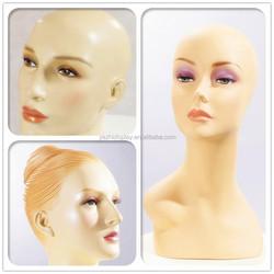 makeup wig display makeup hairdresser