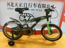 Tz marque petite roue de couleur noire tz de marque enfants à <span class=keywords><strong>vélo</strong></span> <span class=keywords><strong>bmx</strong></span> style vélos pour enfants costume pour enfants ans 3-8