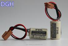 100% new and original CR14250SE 850mAh 3 Volt Lithium Battery