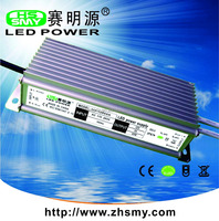 12v waterproof ip67 constant voltage led driver 60w 80w 100w 120w available