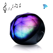 colorball magic crystal ball LED Light wireless Mini Bluetooth speakers can Support TF card subwoofer computer audio