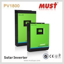 solar inverter on grid 3kw / 4kw / 5kw compared with hybrid solar inverter
