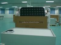 Cheap mono 250W solar panel pv module with junction box