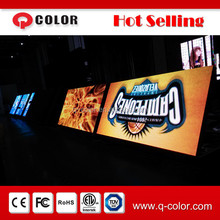 Outdoor advertising full color P5&6mm xxx china video screen movie for bus