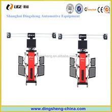 Low price wheel aligner equipment,3D wheel alignment equipment,wheel repair alignment