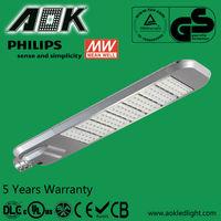 AOK modular Philips chip 300W led street light