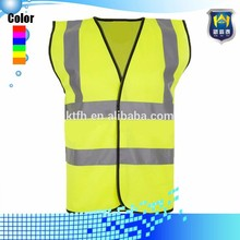 Motorcycle Cheap Blue Long Sleeve Mesh Reflective Safety Vest