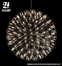 Raimond Lamps Spark Ball Chandeliers Fireworks Globe Pendant Lighting
