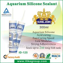 Canton Fair Aquarium Marine Safe Silicone Sealant manufacturer/factory 280ml/300ml