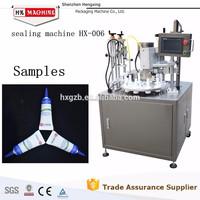 Cream Filling Sealing Machine Automatic Aluminum Tube Filling And Sealing Machine Guangdong Manufacturer