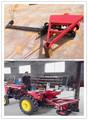 Mejor venta de barra de la hoz segadora cortacéspedes/segadoras 15-25hp para tractor